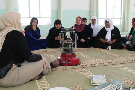 Deutsche Welle: Changing minds about genital mutilation in IraqiKurdistan