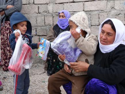 Jinda Centre: Assistance for YazidiRefugees