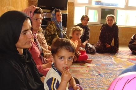 Female genital mutilation falls sharply in northern Iraq –survey