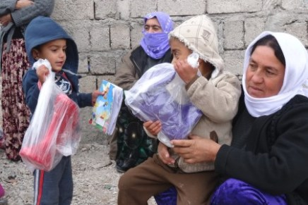 How to Help the Women and Girls Rescued from IslamicState