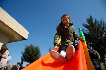 Wadi's Playbusses – Assisted MobilePlaygrounds