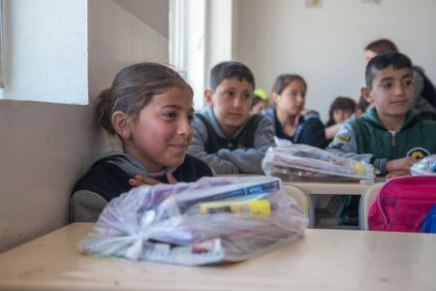 Projects in Syria & Support of SyrianRefugees