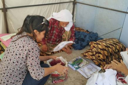 Report: Assistance to Yazidi Victims of ISIS