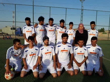 Football Team Breaks Religious & National Boundaries