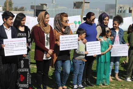 #Plant4Peace: Remembering the Chemical Attacks on Halabja and the Ghoutas
