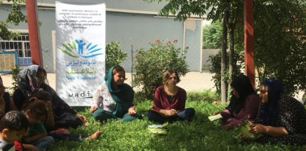 Interview with Wadi Team on 'No to Violence' in Garmyan