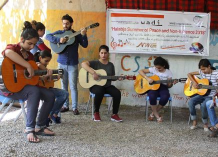 Halabja Summer of Peace & Non-Violence: A Success Story
