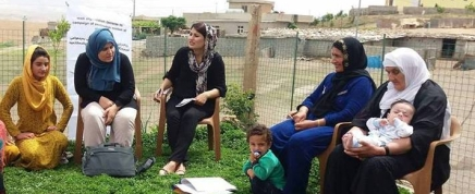 'Belittled and Degraded'; An interview on FGM with the Wadi Team in Erbil
