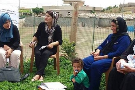 'Belittled and Degraded'; An interview on FGM with the Wadi Team inErbil