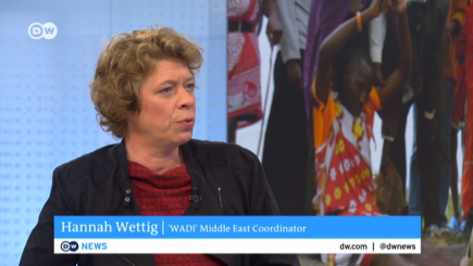 Wadi talks on Deutsche Welle about FGM