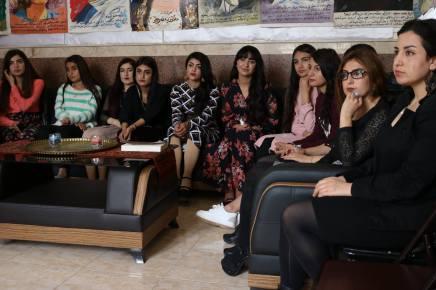 Yazidi ruling helps children of women kidnapped by ISISreturn