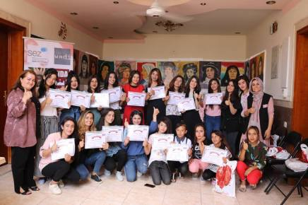 Jinda's Annual Report about Assistance for Yazidi Girls and Women
