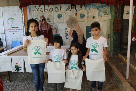 Environmental Protection and Refugee Integration: Halabja Plastic Bag Free!