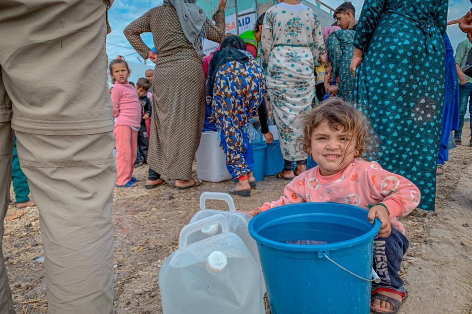 """A Real Emergency Situation"": Refugees from Rojava in Northern Iraq"