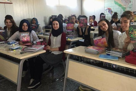 School Education for Refugees in Northern Iraq