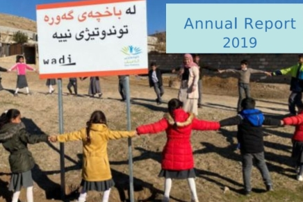 Wadi Annual Activity Report 2019