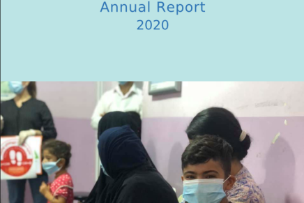 Wadi Annual Activity Report2020