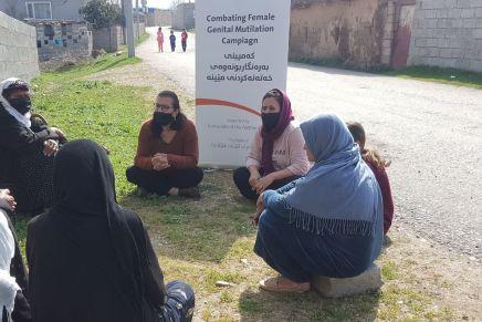 Zero Tolerance for FGM in IraqiKurdistan
