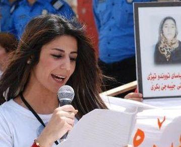 The Journey of a Women's Rights Activist inKurdistan