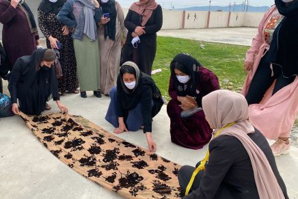 Supporting Economic opportunities for Women in remoteAreas