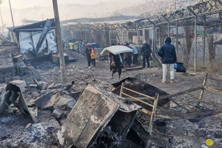 Moria – One Year after theFire